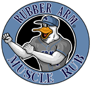 Rubber Arm Muscle Rub